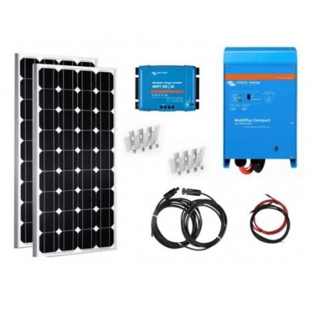 Solcellepakker